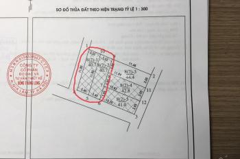 Chính chủ bán đất ở lâu dài thôn Kim Hồ, xã Lệ Chi, Gia Lâm, Hà Nội