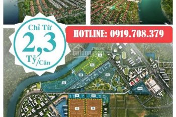 Cần bán gấp nhà phố vườn Waterpoint Nam Long, giá chỉ 2,59 tỷ/căn 104m2, LH: 0919.708.379