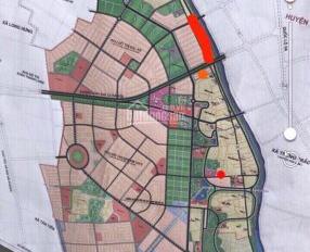 Bán 1 trong 2 lô đất Lê Cao mặt đường Tô Hiệu giáp đô thị Đại An, giá đầu tư, 0982.339.622