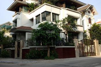 Cho thuê biệt thự Vườn Đào, Tây Hồ, 400m2, villa 5T sân vườn, bể bơi cực đẹp