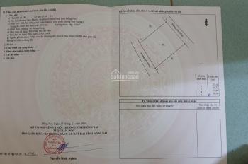 Bán lô đất 509m2 2 mặt tiền giá 3 tỷ trong KDC đường đi sân bay Long Thành, chính chủ 0933.003.510