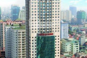 Cho thuê VP 100 - 200 - 300m2 ô góc, 2 mặt thoáng tại tòa nhà Licogi 13. Liên hệ 0987.24.1881