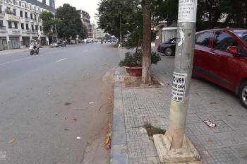 Mặt phố Tô Hiệu, Hà Đông - đường to - vỉa hè rộng vị trí vàng kinh doanh hiệu suất cao - 60m - 4T