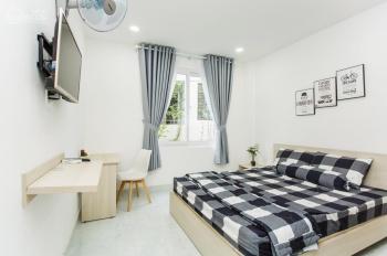 Cho thuê căn hộ, full nội thất, 400/1 Ngô Gia Tự, liên hệ: 0938 133 991