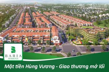 Bán đất mặt tiền Hùng Vương Long Tâm Bà Rịa giá đầu tư sinh lời ngay Liên hệ CVTV Nguyên 0988067062