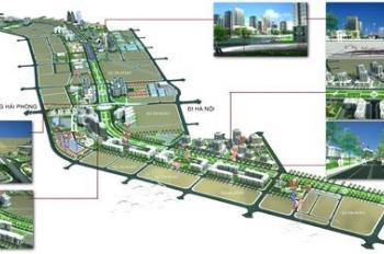 Chuyển nhượng thửa đất duy nhất hướng Đông Nam dự án ICC Lạch Tray, Hồ Sen - Cầu Rào II. 0936977555
