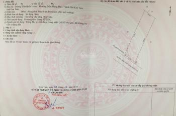 Bán đất giá rẻ đường Trần Quốc Hoàn, phường Trần Hưng Đạo, TP Kon Tum, tỉnh Kon Tum