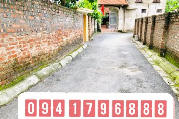 Chỉ với 400 triệu bạn sở hữu ngay lô đất tại Dương Quang, Gia Lâm, Hà Nội