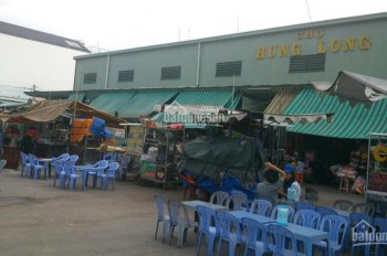 Bán đất chợ Hưng Long, Bình Chánh, 16tr/m2 SHR