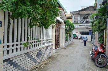 Bán đất đẹp đường Thanh tân Thanh Khê, 2 MT trước sau, 65m2 nở hậu