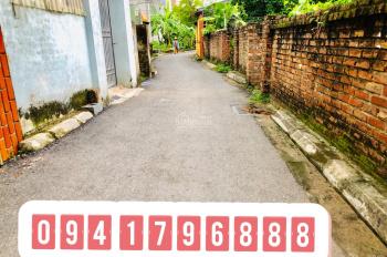 Cần bán 50m2 đất Bình Trù, Dương Quang, Gia Lâm, Hà Nội đường 2m