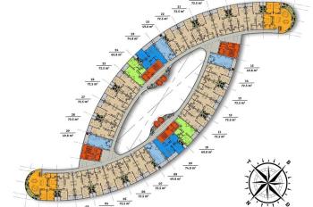 Chính chủ gửi bán gấp căn hộ dự án Gateway căn DT 65m2, giá 1.42 tỷ, đã TT 70%. LH 0973 610 214