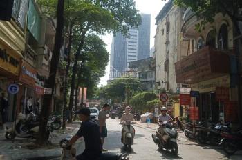 Cho thuê nhà mặt phố số 38 Hoàng Ngọc Phách, căn góc 3 mặt tiền, 70m2 x 4 tầng, không giới hạn KD