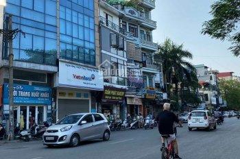 Tôi bán gấp nhà mặt phố Lê Hồng Phong, dt 46m2 x 5,5 tầng, KD cực sầm uất, 6,8 tỷ có thương lượng