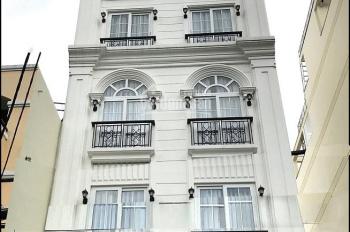 Bán nhà 2MT hẻm đường Mạc Đĩnh Chi, P. Đa Kao, Q1. 8x14m, giá 24.3 tỷ, 4 lầu, TN 80 tr/th