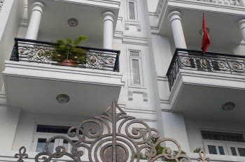 Bán gấp giá rẻ nhà MT Lê Thị Hồng Gấm - Ký Con 4.5x19m, 2 lầu, chỉ 39 tỷ - 0798334668 Thành Đạt