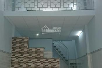 Chuyển công tác cần bán gấp nhà cấp 4 gác lửng ở đường hẻm Nguyễn Ảnh Thủ, SHR, 44m2 2.1 tỷ