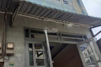 Bán nhà đường Tân Chánh Hiệp 16, phường Tân Chánh Hiệp, Quận 12 đúc một trệt, một lầu