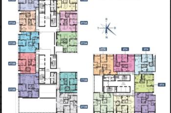 Bán gấp CHCC Horizon Tower N03, 1504 - T3A: 110.7m2 & 1505: 130m2 - T3B, giá 29tr/m2. LH 0359493456