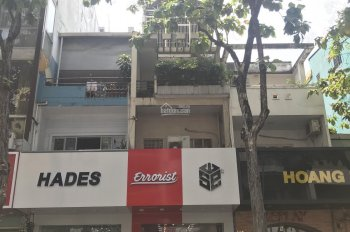 Cho thuê tòa nhà VP HXH Lý Thường Kiệt, P14, Q10, DT 20x35m. Giá 250 tr/th