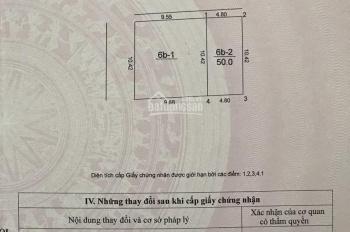 Chính chủ bán 50m2 Nghĩa Lại - Uy Nỗ, sau KS Minh Cường, đường thông 2 ô tô tránh nhau, 38tr/m2