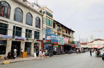 Cho thuê mặt bằng làm nhà hàng gần Chợ Bến Thành Quận 1, DT: 12x25m. Giá 833,04 triệu/tháng