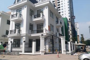Biệt thự 3.5 tầng khu Ngụy Như Kon Tum - Thanh Xuân. DT đất 250m2, lô góc 2 mặt tiền