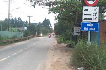 Chính chủ cần bán gấp lô đất ở xã Hòa Phú, huyện Củ Chi