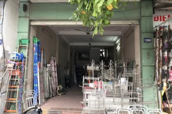 Cho thuê cửa hàng tầng 1, diện tích 75m2 - mặt đường Giải Phóng - gần BX Nước Ngầm
