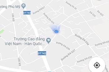 Bán đất đường Đồng Cây Viết, Phú Mỹ, 154 m2, 4 tỷ 6 TL, 0971110488