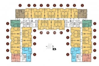 Chuyển công tác cần bán căn hộ 73m2 chung cư Athena Complex Xuân Phương - 0981.771.238