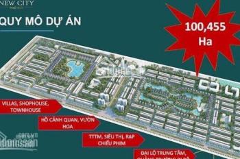 Đầu tư ngay đất nền shophouse Phố Nối New City sinh lời cao, 11 tr/m2 SĐ, DT 112m2, 0904615286