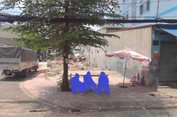 Bán đất ngay KDC Vĩnh Lộc A, Bình Chánh cách đường Nữ Dân Công chỉ 500m giá 599 tr/80m2, thổ cư hết