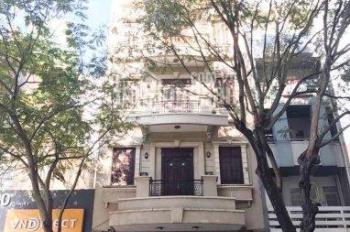 Cho thuê nhà MT góc ngã tư đường Lê Quang Định - Q. Bình Thạnh. (4x20m), 5 lầu 9P lớn không kẹt xe