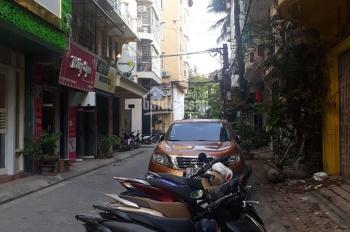 Cần bán nhà phân lô Nguyễn Chánh, Trần Duy Hưng, diện tích 42m2. Khu phân lô bàn cờ