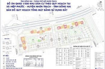 Siêu dự án Thăng Long Home Hiệp Phú - Nhơn Trạch, giá chỉ 1,5 tỷ/nền, nhận giữ chỗ ngay từ bây giờ