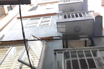 Nhà tự xây, đẹp Hoàng Văn Thái, gần phố, ngõ 3m, lô góc, 75m2 x 5 tầng x mặt tiền 4.8m. Giá 7.5 tỷ