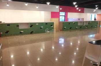 Cho thuê 40m2, tầng 1 TTTM Trương Định làm showroom thời trang, spa làm đẹp. LH CĐT: 0916762663