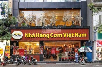 Cho thuê nhà MP Tây Sơn 400m2, mặt tiền 13m, giá thỏa thuận, nhà thông, riêng biệt. Lh: 0936287366