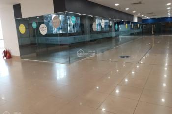 Cho thuê showroom 474m2, tầng 3 TTTM Trương Định vị trí đắc địa cư dân đông đúc. LH CĐT: 0916762663