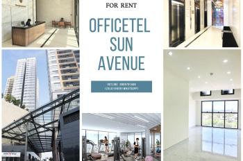Officetel for rent - Văn phòng cho thuê chuyên nghiệp + hiện đại - giá rẻ. Xem là thích