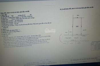 Bán đất biệt thự - 200m2 - mặt tiền Đường 3, Phường Hiệp Bình Chánh, Thủ Đức, Hồ Chí Minh