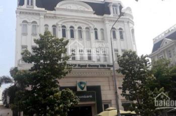 Cho thuê nhà Cityland mặt tiền Phan Văn Trị, diện tích 5x20m, trệt 4 lầu, 80tr/th, 0982859282