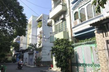 Bán nhà hẻm 7m đối diện Sacombank Gò Dầu, P. Tân Quý, Q. Tân Phú, DT 4x16m 1 trệt 2 lầu gía 7.05 tỷ