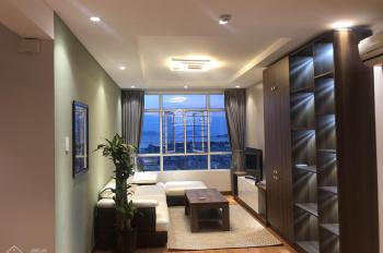 Căn hộ HAGL 2PN cho thuê, nội thất y hình mới 99%, tầng cao view đẹp giá 16 tr/th. LH: 0911299338
