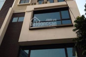 Chính chủ cần bán nhà ngõ 285 phố Đội Cấn, Liễu Giai dt 45m2 x 5t mới lô góc, giá 4,65 tỷ