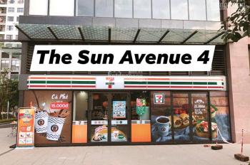 Chính chủ cho thuê shophouse The Sun Avenue Mai Chí Thọ, q2, DT 55m2 giá 25tr. LH 0933700880