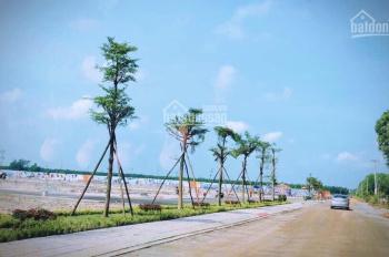 Bán đất TTHC huyện Bàu Bàng mặt tiền Quốc Lộ 13 chỉ với 240tr, NH hỗ trợ 60%. Sổ hồng/thổ cư 100%