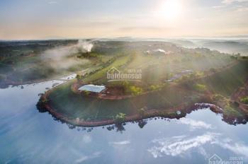 Đất nền nghỉ dưỡng view hồ giá mềm