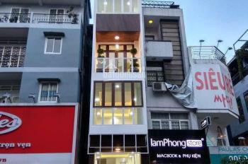 Nhà mặt tiền 6 lầu Nguyễn Đình Chiểu, giá 17 tỷ 200tr